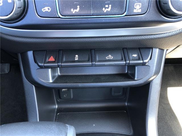 2018 Chevrolet Colorado LT (Stk: P36692) in Saskatoon - Image 16 of 21