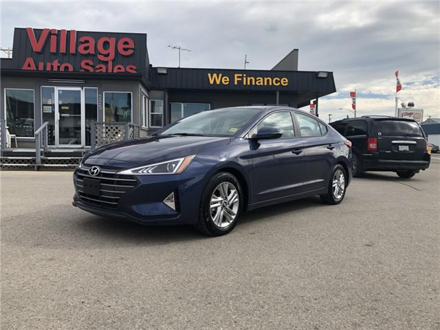 2019 Hyundai Elantra Preferred (Stk: P36736) in Saskatoon - Image 1 of 17