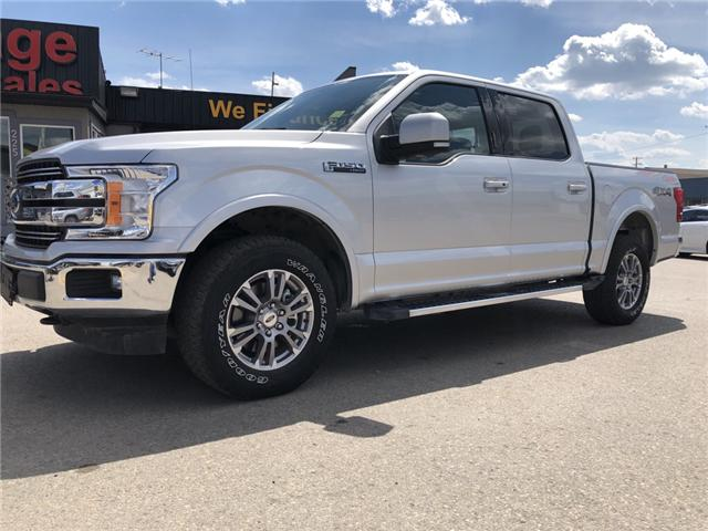 2018 Ford F-150 Platinum (Stk: p36701) in Saskatoon - Image 1 of 17