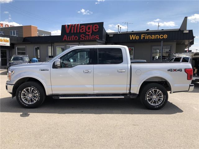 2018 Ford F-150 Platinum (Stk: p36701) in Saskatoon - Image 2 of 17