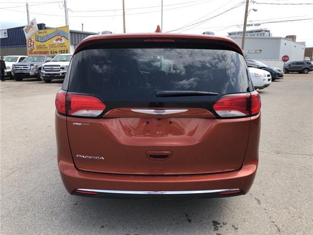2018 Chrysler Pacifica Touring-L Plus (Stk: P36731) in Saskatoon - Image 4 of 17