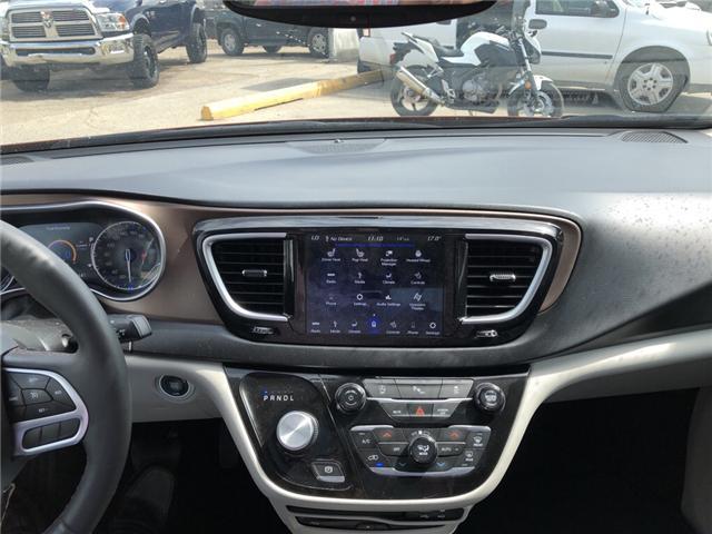 2018 Chrysler Pacifica Touring-L Plus (Stk: P36731) in Saskatoon - Image 11 of 17