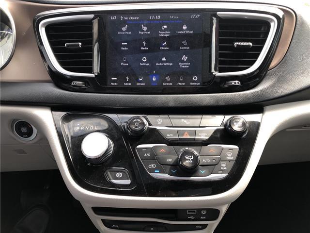2018 Chrysler Pacifica Touring-L Plus (Stk: P36731) in Saskatoon - Image 12 of 17
