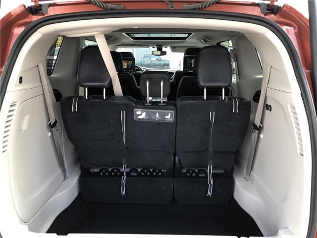 2018 Chrysler Pacifica Touring-L Plus (Stk: P36731) in Saskatoon - Image 17 of 17