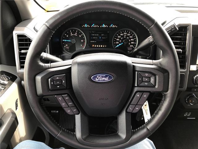 2017 Ford F-150 XLT (Stk: P36730) in Saskatoon - Image 11 of 15