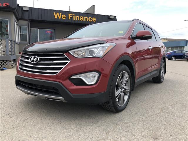 2013 Hyundai Santa Fe XL Limited (Stk: p36680) in Saskatoon - Image 1 of 19