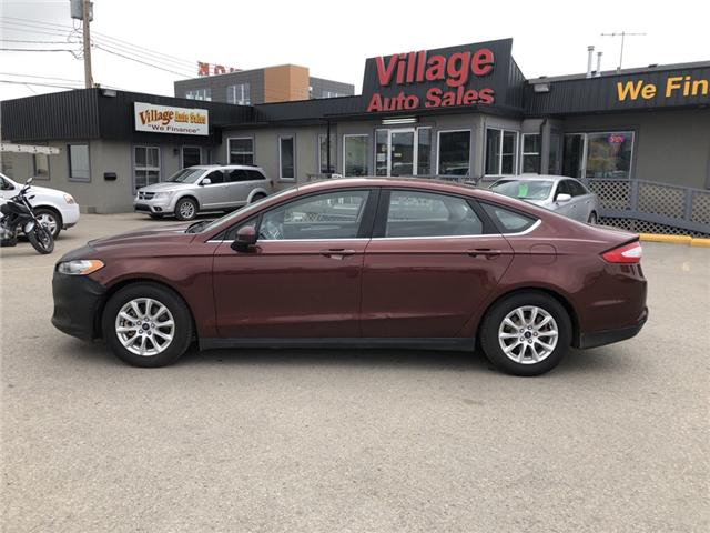 2016 Ford Fusion S (Stk: p36712) in Saskatoon - Image 2 of 9