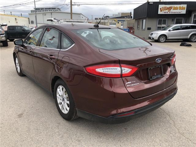 2016 Ford Fusion S (Stk: p36712) in Saskatoon - Image 3 of 9