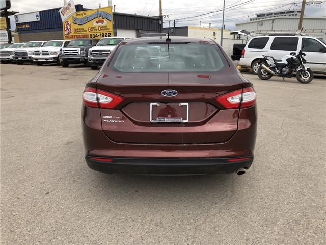 2016 Ford Fusion S (Stk: p36712) in Saskatoon - Image 4 of 9