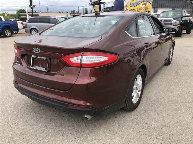 2016 Ford Fusion S (Stk: p36712) in Saskatoon - Image 5 of 9