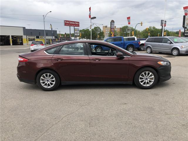 2016 Ford Fusion S (Stk: p36712) in Saskatoon - Image 6 of 9