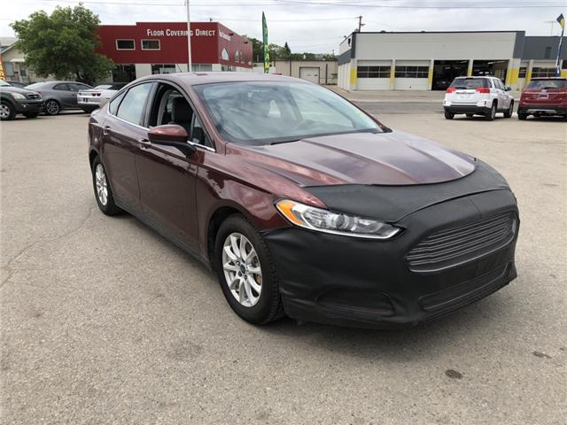 2016 Ford Fusion S (Stk: p36712) in Saskatoon - Image 7 of 9