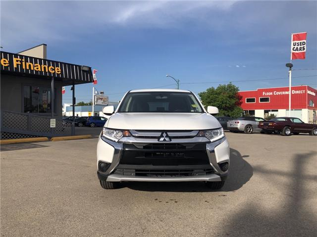 2017 Mitsubishi Outlander ES (Stk: p36716) in Saskatoon - Image 8 of 18
