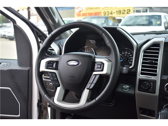 2015 Ford F-150 Platinum (Stk: p36732) in Saskatoon - Image 15 of 27