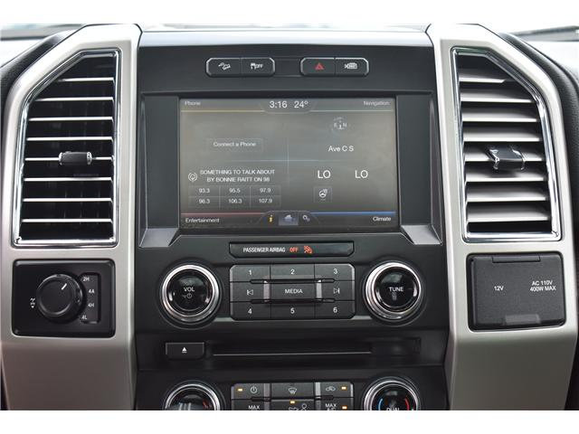 2015 Ford F-150 Platinum (Stk: p36732) in Saskatoon - Image 19 of 27