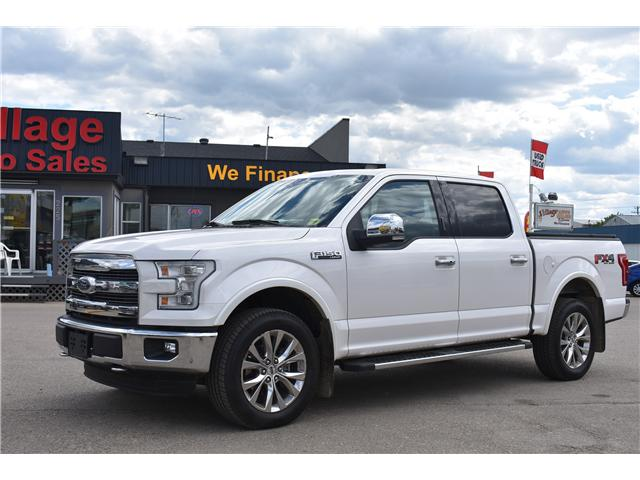 2015 Ford F-150 Platinum (Stk: p36732) in Saskatoon - Image 2 of 27