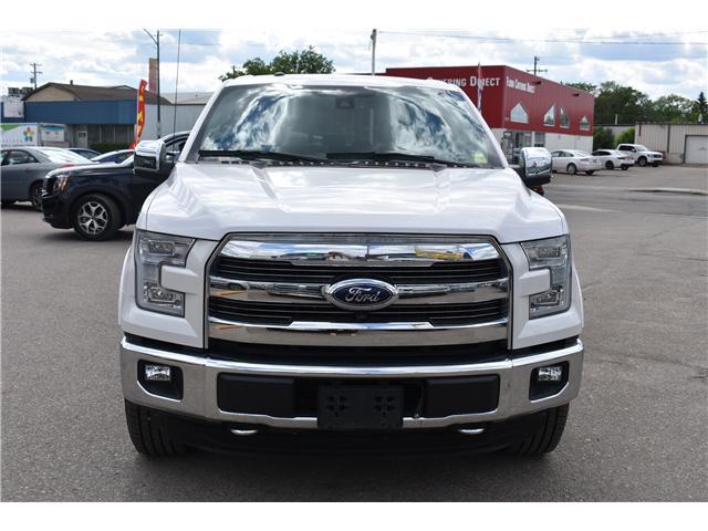 2015 Ford F-150 Platinum (Stk: p36732) in Saskatoon - Image 3 of 27