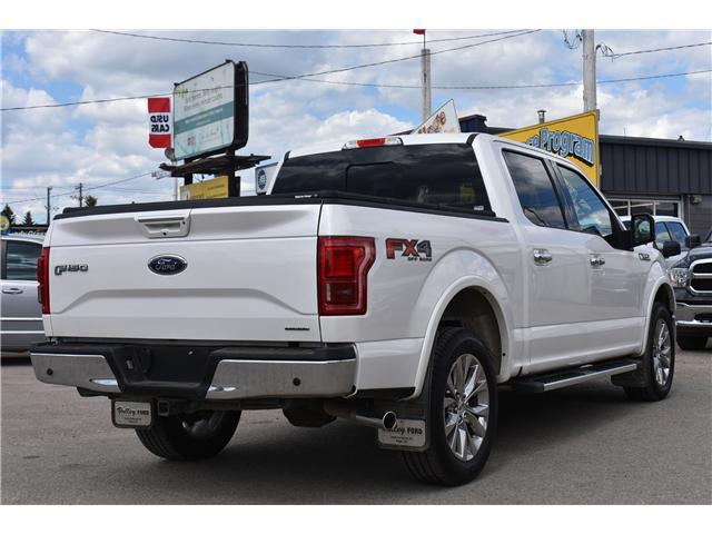 2015 Ford F-150 Platinum (Stk: p36732) in Saskatoon - Image 7 of 27