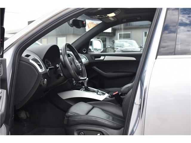 2017 Audi Q5 2.0T Technik (Stk: p36739) in Saskatoon - Image 13 of 34