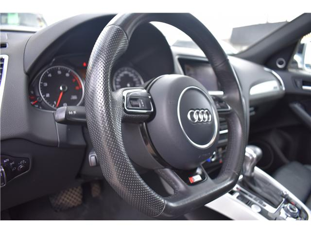 2017 Audi Q5 2.0T Technik (Stk: p36739) in Saskatoon - Image 17 of 34