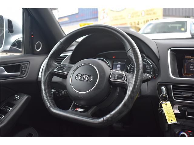 2017 Audi Q5 2.0T Technik (Stk: p36739) in Saskatoon - Image 16 of 34