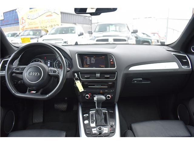 2017 Audi Q5 2.0T Technik (Stk: p36739) in Saskatoon - Image 15 of 34