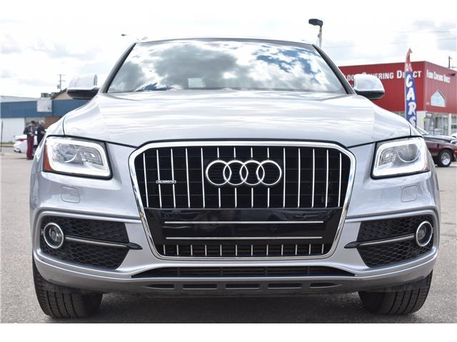 2017 Audi Q5 2.0T Technik (Stk: p36739) in Saskatoon - Image 4 of 34
