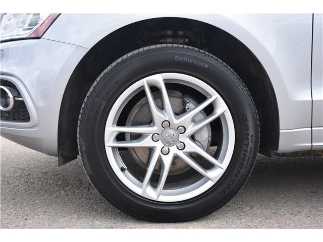2017 Audi Q5 2.0T Technik (Stk: p36739) in Saskatoon - Image 34 of 34
