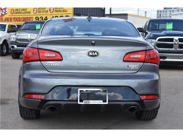 2015 Kia Forte Koup 1.6L SX (Stk: p36714) in Saskatoon - Image 7 of 24