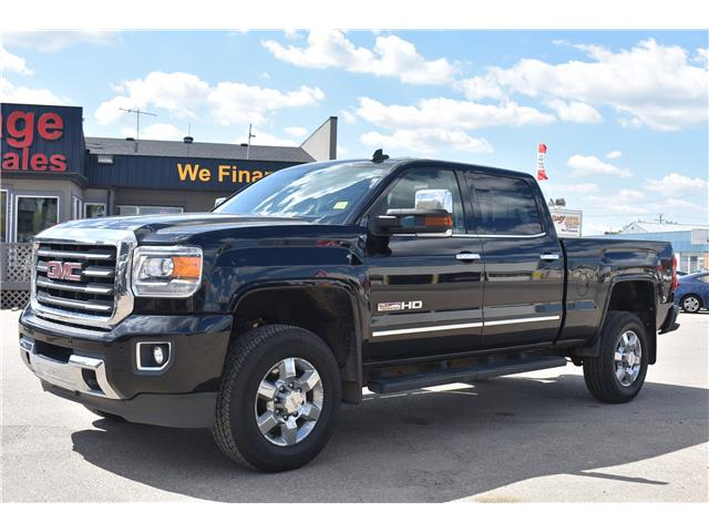 2015 GMC Sierra 2500HD SLT (Stk: p36652) in Saskatoon - Image 2 of 27