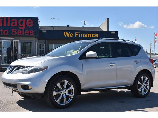 2013 Nissan Murano LE (Stk: p36603) in Saskatoon - Image 2 of 30