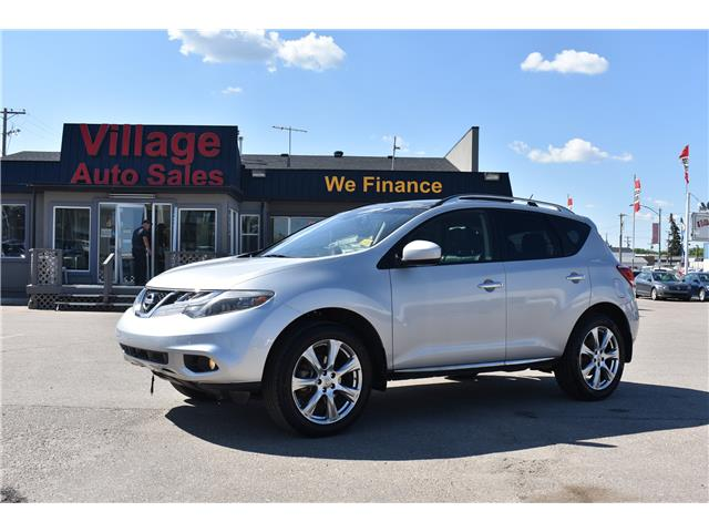 2013 Nissan Murano LE (Stk: p36630) in Saskatoon - Image 1 of 30
