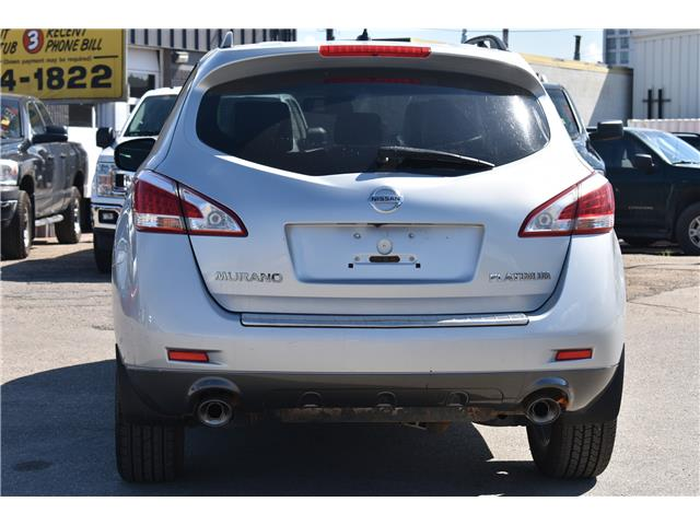 2013 Nissan Murano LE (Stk: p36630) in Saskatoon - Image 7 of 30