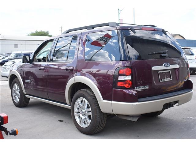 2008 Ford Explorer Eddie Bauer (Stk: p36584) in Saskatoon - Image 6 of 19