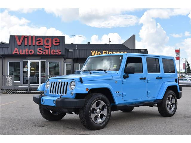 2018 Jeep Wrangler JK Unlimited Sahara (Stk: p36779) in Saskatoon - Image 1 of 23