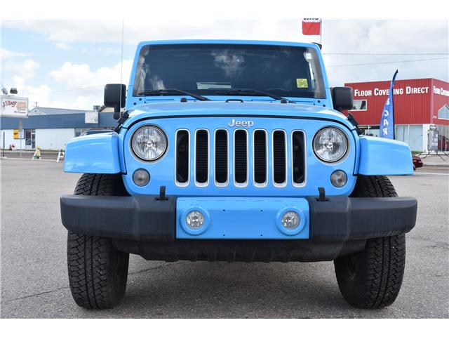 2018 Jeep Wrangler JK Unlimited Sahara (Stk: p36779) in Saskatoon - Image 2 of 23