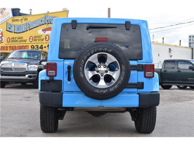 2018 Jeep Wrangler JK Unlimited Sahara (Stk: p36779) in Saskatoon - Image 7 of 23