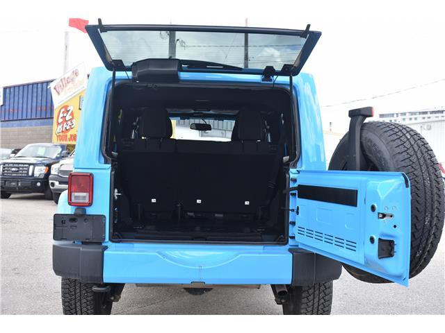2018 Jeep Wrangler JK Unlimited Sahara (Stk: p36779) in Saskatoon - Image 8 of 23