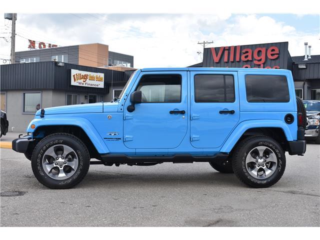 2018 Jeep Wrangler JK Unlimited Sahara (Stk: p36779) in Saskatoon - Image 10 of 23
