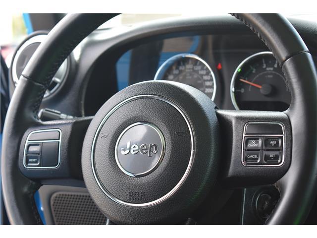 2018 Jeep Wrangler JK Unlimited Sahara (Stk: p36779) in Saskatoon - Image 19 of 23
