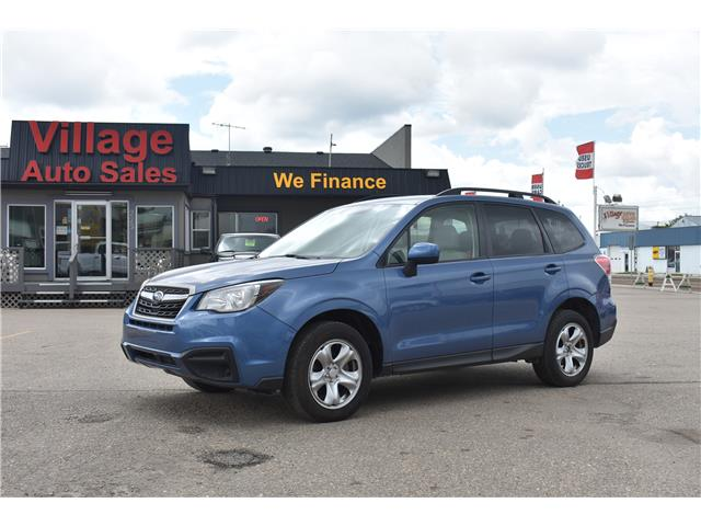 2017 Subaru Forester 2.5i (Stk: p36706) in Saskatoon - Image 1 of 26