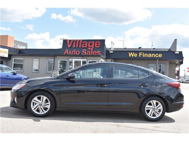 2019 Hyundai Elantra Preferred (Stk: p36845c) in Saskatoon - Image 9 of 23