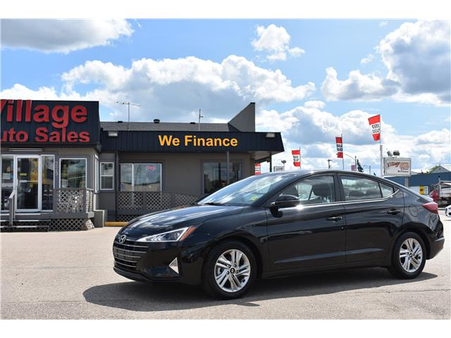 2019 Hyundai Elantra Preferred kmhd84lf5ku836542 p36845c in Saskatoon