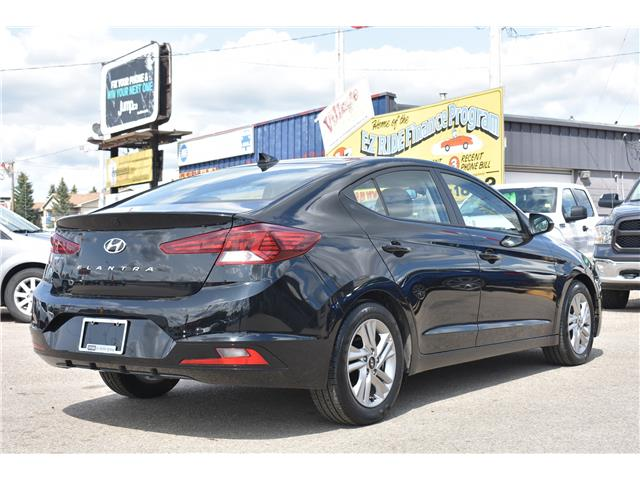 2019 Hyundai Elantra Preferred (Stk: p36845c) in Saskatoon - Image 6 of 23