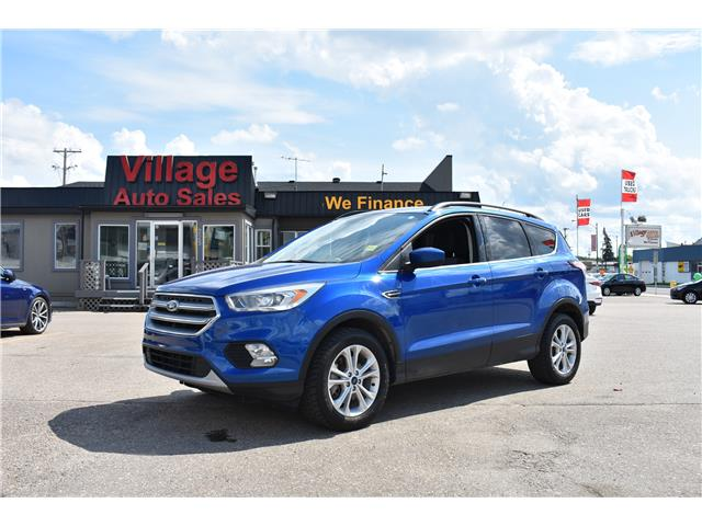 2017 Ford Escape SE 1fmcu9g9xhuc90533 p36819 in Saskatoon