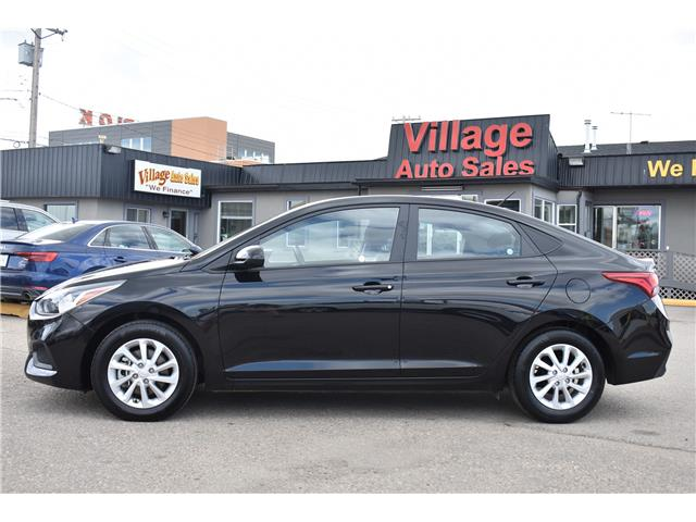 2019 Hyundai Accent Preferred (Stk: p36839c) in Saskatoon - Image 9 of 27