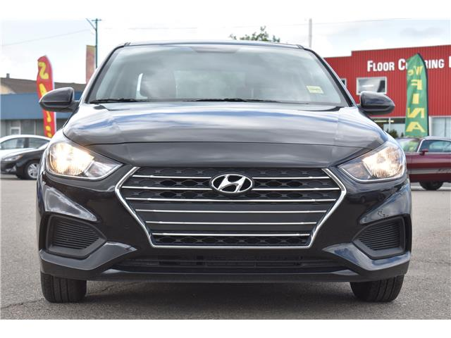 2019 Hyundai Accent Preferred (Stk: p36839c) in Saskatoon - Image 3 of 27