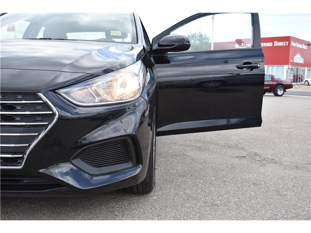 2019 Hyundai Accent Preferred (Stk: p36839c) in Saskatoon - Image 10 of 27
