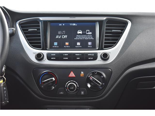 2019 Hyundai Accent Preferred (Stk: p36840c) in Saskatoon - Image 16 of 23