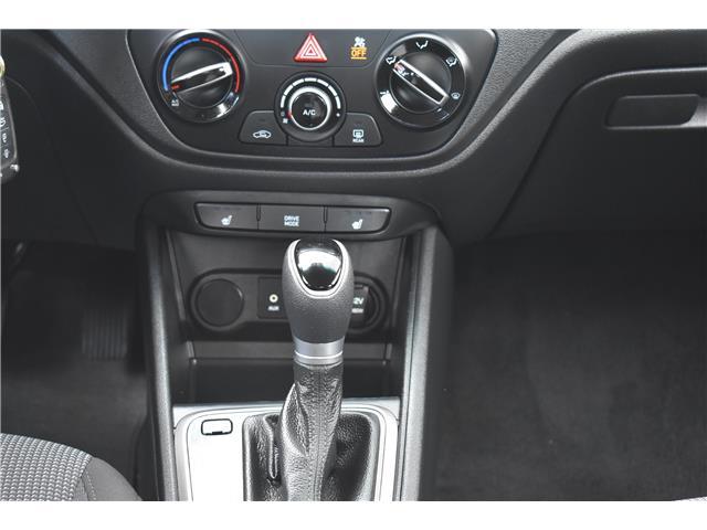 2019 Hyundai Accent Preferred (Stk: p36840c) in Saskatoon - Image 18 of 23